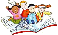 Risultati immagini per disegni divertenti libri