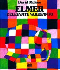 Elmer elefante variopinto