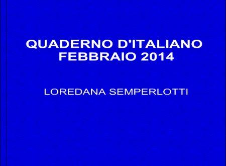 Quaderno d'Italiano_n°6