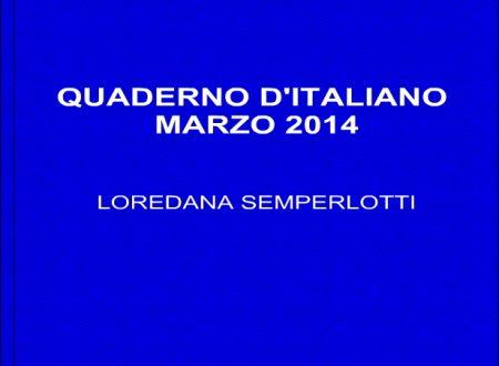 Quaderno d'italiano_n°7